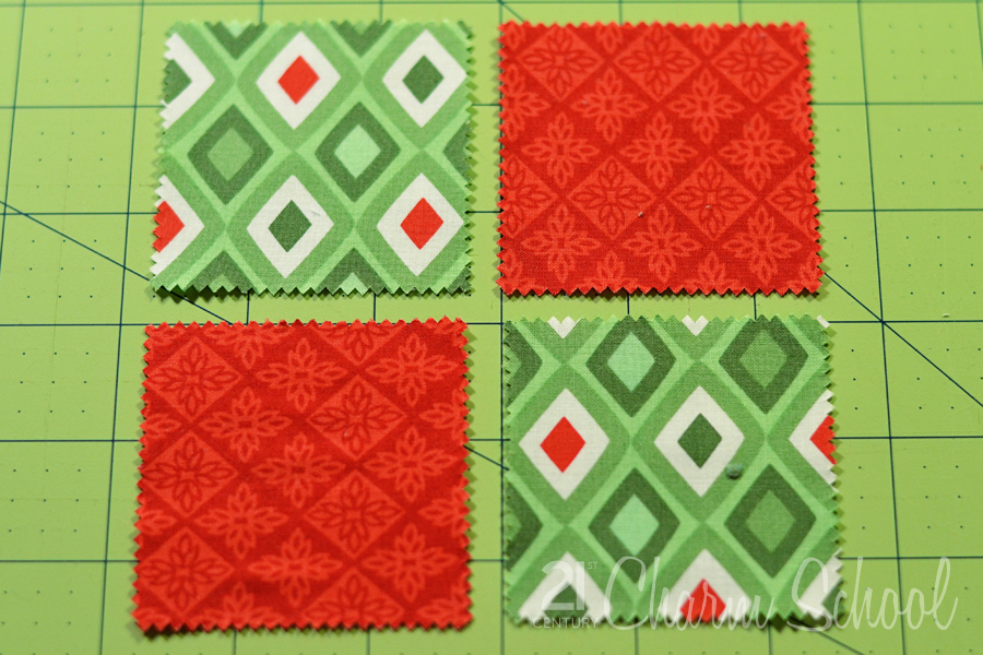 Tutorial: How to make a perfect four-patch quilt block. – april ... : how to patch a quilt - Adamdwight.com
